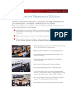 Why Polycom for Immersive Telepresence