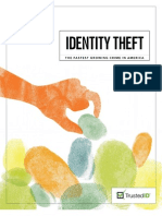 Identity Theft a common crime in America- Fact and Report