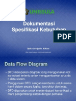 2. Dokumen Spesifikasi Kebutuhan