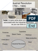 Introduction to Industrial Era Medicine Tes
