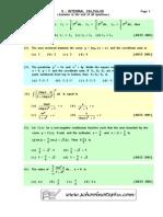 09 - Integral Calculus