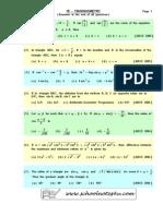 15 - Trigonometry