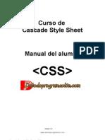 Curso de Cascade Style Sheet(CSS).pdf