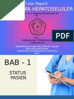 Case Report CA Hepatoseluler