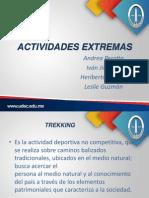 Exposicion Turismo Extremo Nautico y Deportivo