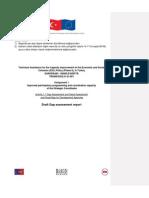 GAP Assessment Report_Ver1-MoD Comments