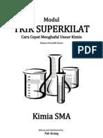 SMART SOLUTION KIMIA SMA (Menghafal Unsur Kimia Sistem Periodik Unsur)