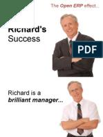 Richard's Success