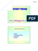 Sss20102011 Slide Penyakit Hidung-1