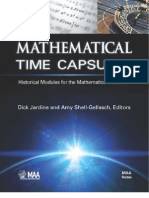9780883851876 - Mathematical Time Capsules