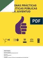 20 BUENAS PRÁCTICAS EN POLÍTICAS PÚBLICAS DE  JUVENTUD
