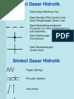Simbol Hidrolik
