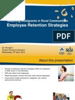 Shanghvi-EmployeeRetentionStrategies-l2012