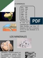 Tema 3-1. Los Minerales. Material de Refuerzo