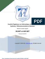 Summary - Cours, Examples Et Exercices de La Matiere VB.net Et ASP.net - Elie MATTA