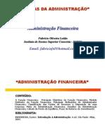 7-Administração Financeira