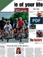 Tour de Cure 2013