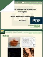 Análise de Processo - Criação de Modelo Matemático