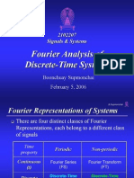 207-6 DT Fourier Analysis