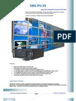 EMS IPCX9 Datasheet[1]