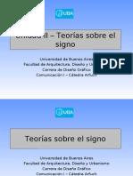 Presentación Signo Saussure
