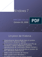 Windows 7 powerpoint
