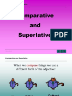 comparatives and superlatives 8°