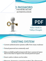 3D Password ppts