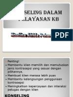 Konseling KB