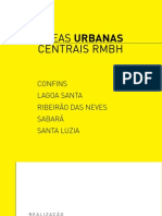 Areas Urbanas Centrais