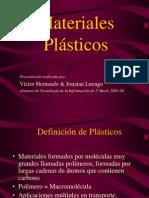 Modelos y Las Moleculas- Plastico