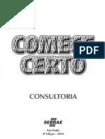 Sebrae Como Montar Empresa Em Consultoria