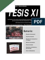 DOCUMENTO AGRUPACIÓN TESIS XI boletin
