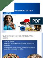 Cuidados de Enfermeria en Area Laboral Rosita Anexar 1 Mas