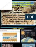 Cambio-Climatico-TWW-Peru-9-2009-tarchitzky.ppt