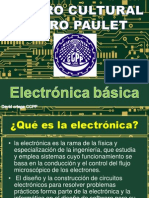 Electronica Basica Clase 1