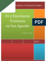 Fe y Enseñanza Trinitaria en San Agustín