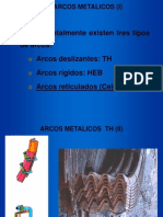 Tipos de Arcos Metalicos