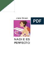 Green, Jane - Nadie es perfecto.pdf