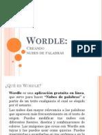 Uso de Wordle