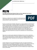 Türkiye'nin parçalanması ve Ermeni sorunu