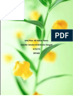 Plant Unit Plan