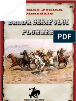 Thomas Josiah Dimsdale - Banda Serifului Plummer [v.1.0]