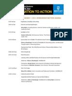 CWB BPF Sponsorship Agenda 5.7.13
