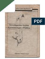 Investipación, acción_Epistemologia politica.