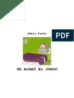 Parks Adele - Se Acabo El Juego.pdf
