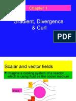 Gradient Diver Curl