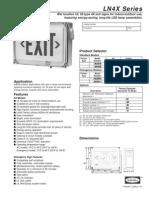 0601435c ln4x spec sheet