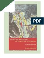 Estrategia Regional y Plan Regional de Gobierno Guia Metodologica