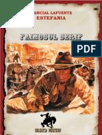 Marcial Lafuente Estefania - Faimosul Serif v.1.0